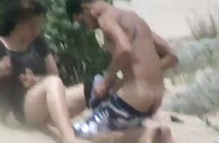 pakistani couple from fucking hard at hawks bay beach