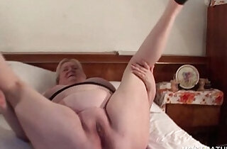 Lucky excited mature gets pussy fucked