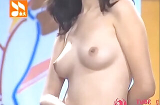 Taiwan Girl with her Sexy Lingerie Show