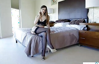 Webcam show from sexy British girl
