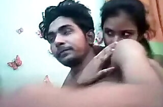 Desi Indian Young Lovers Fucking
