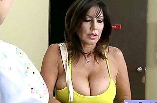 Sex Tape in office With Horny and Sexy Naughty mature amateur Wife clip