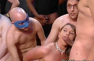 Busty german stepmoms first time fuck orgy
