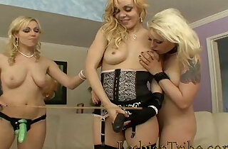 naked blondes with toys and fingering asshole