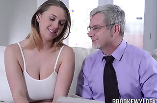 Beautiful young black girl her wet pussy with big boobs gets fucked by a old man for Money